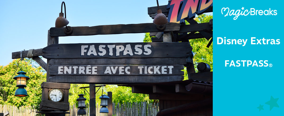 Disneyland® Paris Fastpass® Information