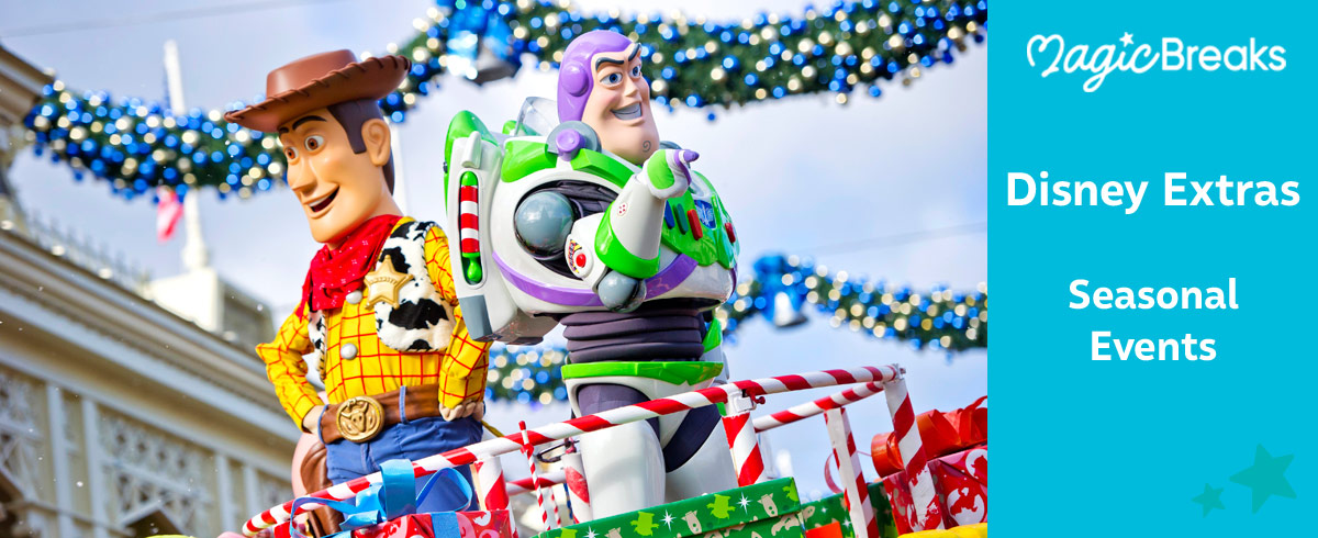 Disney Seasonal Events